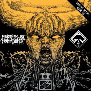 EARTH CRUST DISPLACEMENT / GAU – split LP