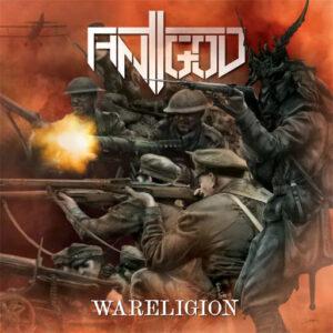 ANTIGOD – Wareligion – LP