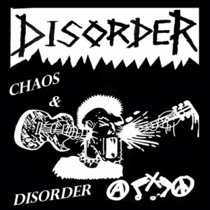 AGATHOCLES / DISORDER – split LP