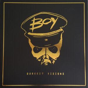BOY – Darkest Visions – LP (gold edition)