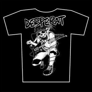 DESPERAT – s/t – tričko