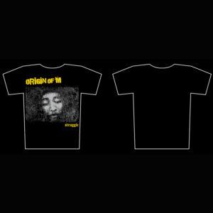 ORIGIN OF M – Struggle – t-shirt