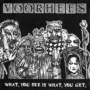 VOORHEES – What You See Is What You Get – EP