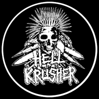 HELLKUSHER 1 – badge