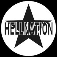 HELLNATION 1 – badge