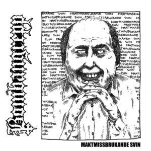 BOMBANGREPP – Maktmissbrukande Svin – EP