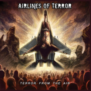 AIRLINES OF TERROR – Terror From The Air – LP