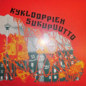 KYKLOOPPIEN SUKUPUUTTO – s/t – LP