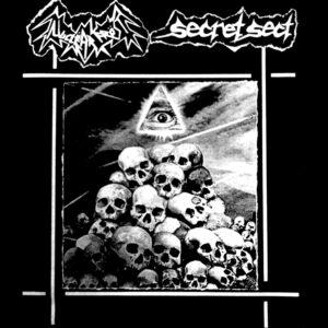 NUCLEAR FROST / SECRET SECT – split EP