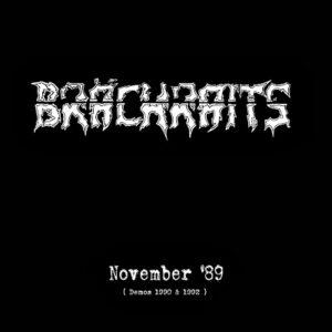 BRACHRAITS – November ´89 – LP