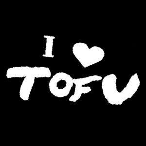 I LOVE TOFU – patch