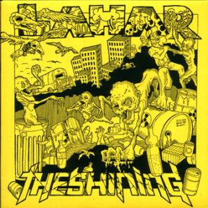 LAHAR / THE SHINING – split EP