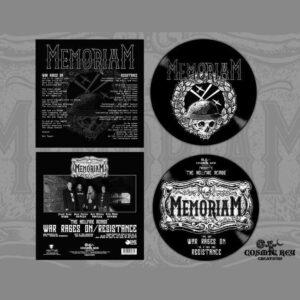 MEMORIAM – The hellfire demo's – picture EP