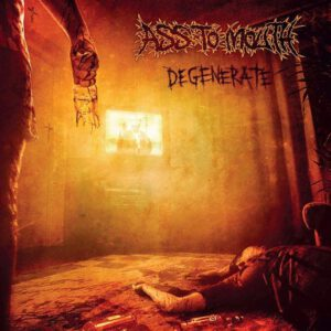 ASS TO MOUTH – Degenerate – LP