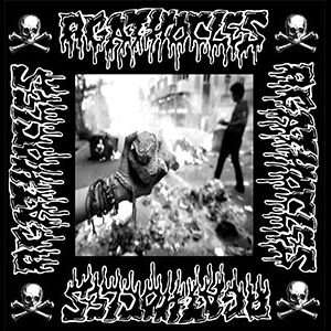 AGATHOCLES / PAUCITIES – split LP