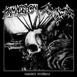 ARMAGEDOM / NUCLËAR FRÖST – split EP