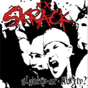 F.D.S. / SKRÄCK – split LP