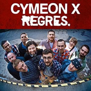 CYMEON X / REGRES – split EP