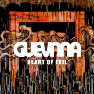 GUEVNNA – Heart Of Evil – LP
