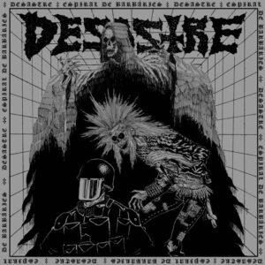 DESASTRE – Espiral De Barbáries – EP