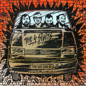 THE 4 SIVITS – Time Has Gone By – LP + CD