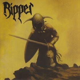 RIPPER – s/ t – EP