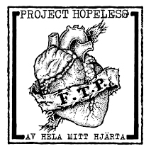 PROJECT HOPELESS – Av Hela Mitt Hjarta – EP