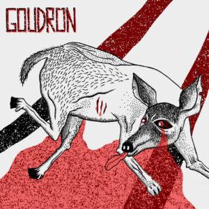 GOUDRON – s/t – 10;GOUDRON – s/t – 10