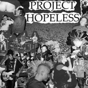 PROJECT HOPELESS – s/t – EP