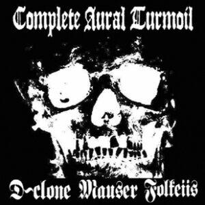 D-CLONE / MAUSER / FOLKEIIS – 3 way split EP