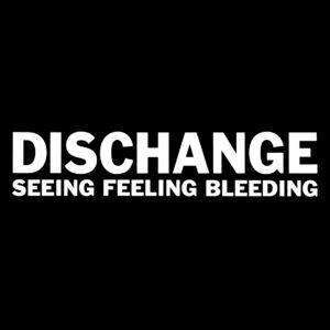 DISCHANGE – Seeing Feeling Bleeding – patch