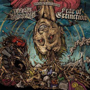 PASSIV DÖDSHJÄLP / FEAR OF EXTINCTION – split LP