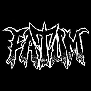 FATUM – logo – patch
