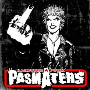 PASMATERS – You Can´t Stop This – LP