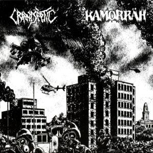 CRANI SEPTIC / KAMORRÄH – split EP