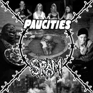 PAUCITIES / SRAM – split EP