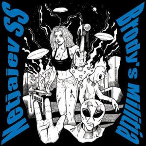 BRODY´S MILITIA / NETJAJEV SS – split EP