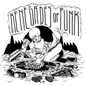 RENEGADES OF PUNK – Espelho Negro – EP