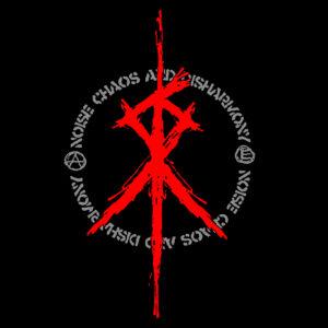 ROXOR – red rune – zádová nášivka