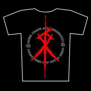 ROXOR – red rune – tričko