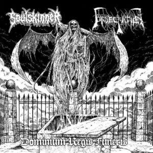 OBSECRATION / SOULSKINNER – split EP