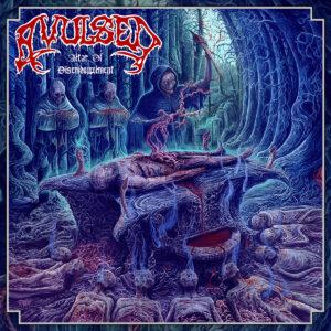 """AVULSED – Altar Of Disembowelment – 10"""""""