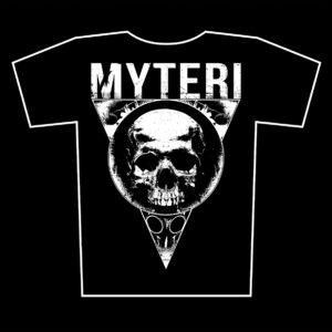 MYTERI – skull – tričko