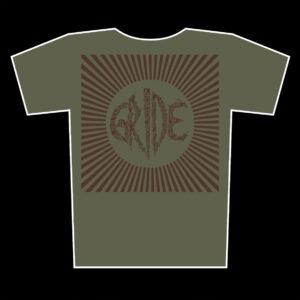 GRIDE – banzai logo – t-shirt