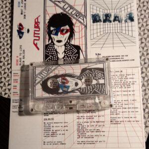 FUTURA – s/t- tape