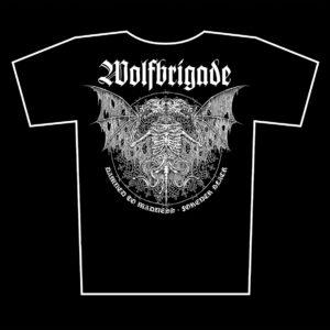 WOLFBRIGADE – Damned to Madness – dámské tričko