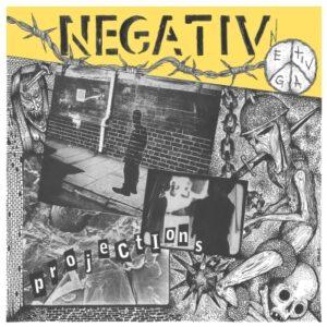 NEGATIV – Projections – LP