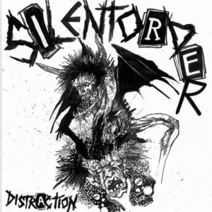 SILENT ORDER – Distraction – EP