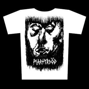 MARTYRDOD – Face – white girlie t-shirt