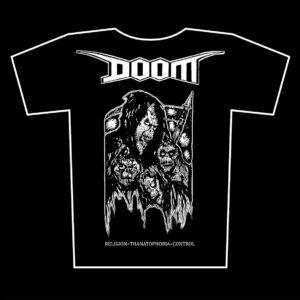 DOOM – Thanatophobia – tričko